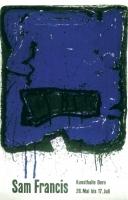 Sam Francis: Kunsthalle Bern, 1960