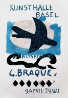 Georges Braque: Kunsthalle Basel, 1960