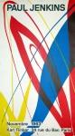 Paul Jenkins: Galerie Flinker, 1963