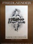 Johnny Friedlaender: Galerie Orangerie, 1973