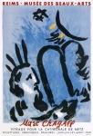 Marc Chagall: Musée des Beau-Arts - Reims, 1960