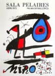 Joan Miró: Sala Pelaires, 1973