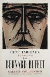 Bernard Buffet: Galerie Charpentier, 1958