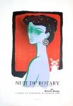 Jean Colin: Nuit du Rotary - Moulon-Rouge, 1954
