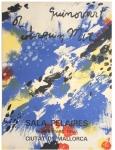 Josep Guinovart: Sala Pelaires, 1980