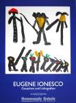 Eugène Ionesco: Kommunale Galerie - Berlin, 1984