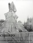 Christo: Galerie Ciento, 1975