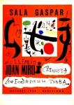 Joan Miró: Sala Gaspar, 1968