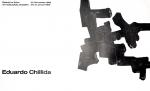 Eduardo Chillida: Galerie im Erker, 1968