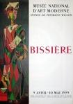 Roger Bissiere: Musée National d´Art Moderne, 1959