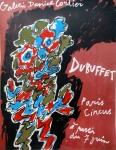 Jean Dubuffet: Paris Circus, 1962
