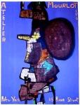 Maurice Estève: Atelier Mourlot, 1967