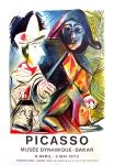 Pablo Picasso: Musée Dynamique-Dakar, 1972