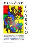 Eugène Ionesco: Galerie Hergeröder, 1985