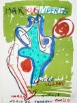 Markus Lüpertz: Galerie Lelong, 1986
