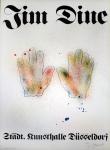 Jim Dine: Kunsthalle Düsseldorf, 1971