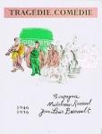 Raoul Dufy: Tragedié - Comedié, 1956