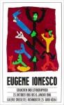 Eugène Ionesco: Galerie Dreiseitel, 1985