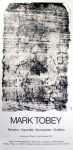 Mark Tobey: Galerie Biedermann, 1973