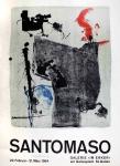 Giuseppe Santomaso: Galerie im Erker, 1964