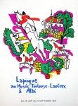 Charles Lapicque: Musée Toulouse-Lautrec, 1970