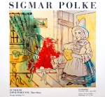 Sigmar Polke: Fundació Espai Poblenou, 1993