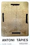 Antoni Tàpies: Galerie im Erker, 1963
