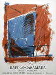Albert Ràfols-Casamada: Galeria Joan Prats, 1981