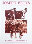 Joseph Beuys: Kunsthalle Bielefeld, 1988