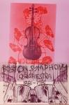 Robert Rauschenberg: Boston Symphony Orchestra, 1981