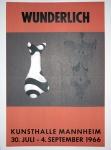 Paul Wunderlich: Kunsthalle Mannheim, 1966