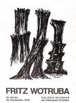 Fritz Wotruba: Galerie im Erker, 1969