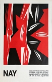 Ernst Wilhelm Nay: Galerie Franke, 1968