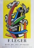 Fernand Léger: Musée des Arts Decoratifs, 1956