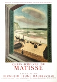 Henri Matisse: Bernheim Jeune, 1958