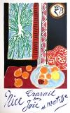 Henri Matisse: Nice Travail & Joie, 1948