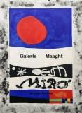 Joan Miró: Galerie Maeght, 1953