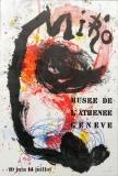 Joan Miró: Musee de lAthenee, 1961