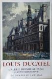 Louis Ducatel: Galerie Bernheim-Jeune, 1963
