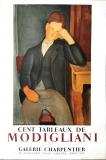 Amedo Modigliani: Galerie Charpentier, 1958