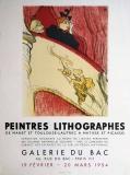Henri de Toulouse Lautrec: Galerie du Bac, 1954